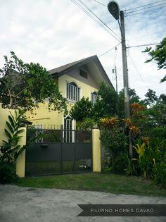 Davao Homes and Properties: House & Lot, Matina, Davao City (For Sale) 2 Storey House, Davao, Homes, City, Outdoor Decor, Home Decor, Houses, Decoration Home, Room Decor