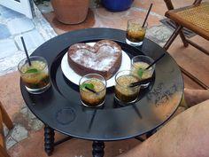 COCINA DE BADÍA.: Bizcocho de chocolate con peras