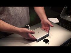 "how to take apart ""imac stand"""