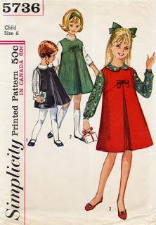 la inglesita: Patrones antiguos :: Vintage children patterns