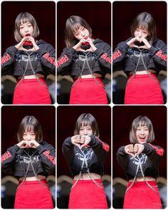 Choi Yoojung, Kpop Girls, Vibrant, Yellow, Color, Colour, Colors