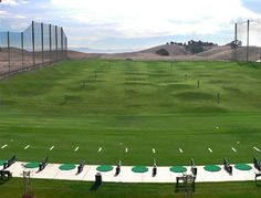 Golf Driving Range - The Driving Range.