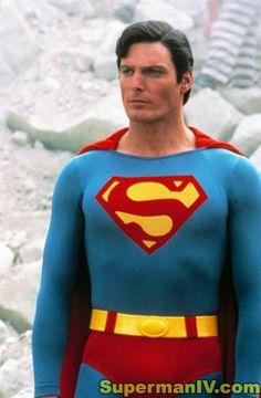 Superman IVThe Quest For Peace Superman Actors, Superman Movies, Superman Art, Superman Logo, Dc Movies, Marvel Comics, Christopher Reeve Superman, Jon Cryer, Mariel Hemingway