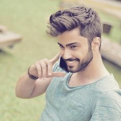 10. Finger Brushed  If you really like volume for your hair this style is great because it does add A LOT of structure and volume. If you do have short hair and want to add a little something this is great for you because you could definitely achieve that style. Click Here For More Men's Hairstyles