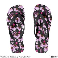 Shop Thinking of Summer Flip Flops created by Susan_Sheffield. Best Flip Flops, Shopping Day, Womens Flip Flops, Sexy Feet, Summer Shoes, Flipping, Flip Flop Sandals, Black Backgrounds, Me Too Shoes