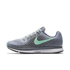 online store 35c6b 6d4bf Nike Air Zoom Pegasus 34 Solstice Damen-Laufschuh – Grau   Hypesrus - Shop