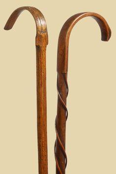 Micmac Native American Canes