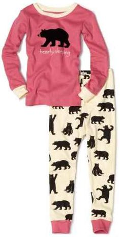 Are you looking for cute bear pajamas for your little girl? You may find something you like here. Bears are really very popular now, or maybe...
