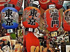 lampions and other kitsch - Asakusa, Tokyo