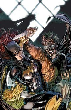 Batgirl by Juan Jose RYP