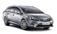 #Toyota #Avensis. La wagon dal design armonioso, ottime prestazioni e tecnologia intuitiva e integrata.