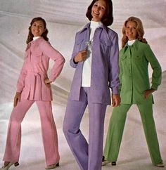 1970s Fashion for Women & Girls | 70s Fashion Trends, Photos and More. Just found this site dedicated to retro fashion - fascinating!