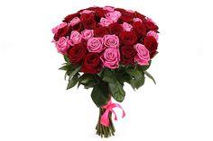 удивительный Букет Страсть и нежность, 51 роза  #Букеты #Хитыпродаж,БукетСтрастьинежность,51роза
