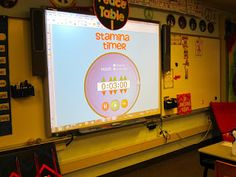 Stamina Timer for Read to Self