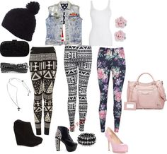 """""""mix and match"""" by jasmine-trevino on Polyvore"""