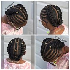 12 simple winter protective natural hairstyles for kids 12 simple winter Black Girl Hairstyles For Kids Hairstyles Kids Natural Protective Simple Winter Lil Girl Hairstyles, Black Kids Hairstyles, Natural Hairstyles For Kids, Kids Braided Hairstyles, African Braids Hairstyles, Teenage Hairstyles, Cornrow Hairstyles Natural Hair, Kids Natural Hair, Kids Crochet Hairstyles