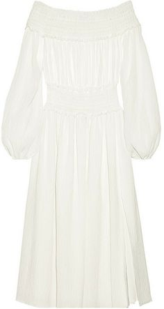 Altuzarra Tiler cotton and silk-blend gauze dress on shopstyle.com