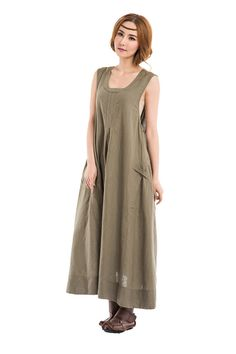 KL004D Trip/Women Clothing Plus Size Petite Maternity Day Party Prom Casual Sundress Handmade Summer Chic Linen Cotton Hot Maxi Long Dress