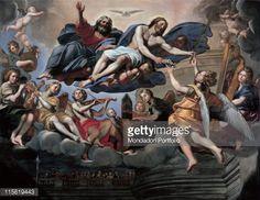 The Martyrdom of St. Agnes, by Zampieri Domenico known as il Domenichino, 1619 - 1621, 17th Century, oil on canvas : Beaux-arts