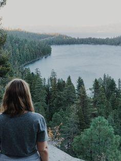Kings Beach Lake Tahoe, Cascade Falls, Eagle Lake, Tahoe City, Autumn Lake, Lake Forest, Lake View, Winter Scenes, Travel Usa
