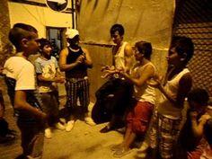 Gitanos singing in Orihuela.