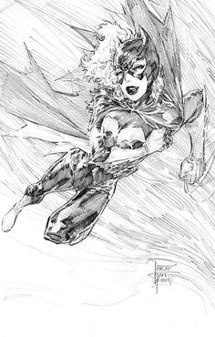 Batgirl by Philip Tan *