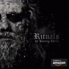 "ENGLISH Greek extreme metal master Rotting Christ are streaming a track from their new album ""Rituals"". The tune, entitled ""Ze Nigmar"" . Black Metal, Hard Rock, Rotting Christ, Extreme Metal, Gothic Metal, Metal Albums, Heavy Metal Music, Christen, Death Metal"