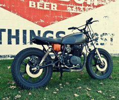 Yamaha XS400 by Hold Fast Motors