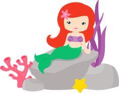 Make an Ariel busy bag Little Mermaid Parties, Ariel The Little Mermaid, Quiet Book Templates, Under The Sea Theme, Disney Images, Felt Quiet Books, Mermaids And Mermen, Sick Kids, Mermaid Art