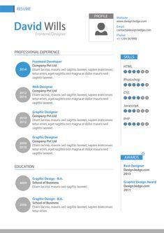 free professional resume template design 1057 httptopresumeinfo - Free Professional Resume Examples