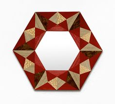 emiliano godoy adorns furniture with intricate marquetry work