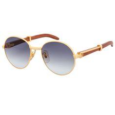 $1500.00 Cartier Bagatelle Palisander Sunglasses | 1stdibs.com