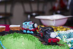 Thomas the Train and Douglas