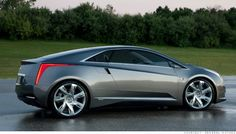 Cadillac ELR - this is one nice looking electric vehicle/hybrid