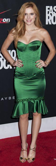 Bella Thorne - Fashion Rocks (Sept. 9, 2014)