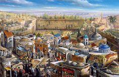 Jerusalem I (Alex Levin)
