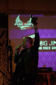 """Big"" Jim (The Rock Show"" winner of Dj of the Year 2012"