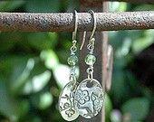 etsy earrings...love