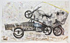 Santiago Roose: Bocetos, dibujos...