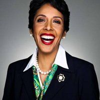 EBW 100 -Anna Chavez CEO, Girl Scouts USA @AnnaMariaChavez Empowering A Billion Women by 2020