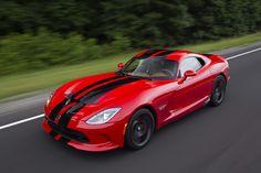 dodge- str viper one of my favorites  #Black&Red
