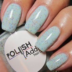 Unicorn Love, Polish Addict Nail Color