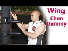 9 Wing Chun Dummy Training Techniques - YouTube