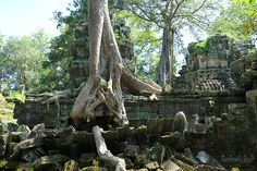 10 mysterious Angkor temples