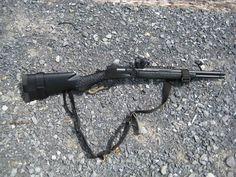 TACTICAL LEVER GUN BUILD