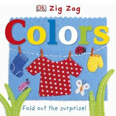 Glimpse: DK Discovery Day ~ Zig Zag Colors ~ GIVEAWAY!