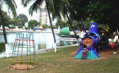 Em 2008 o parque foi interditado pelo Corpo de Bombeiros e, de lá para cá, passou por obras de revitalização e adaptações de acessibilidade.