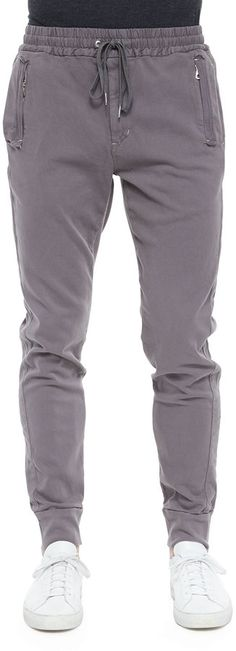 Joe's Jeans Brixton Slim Jogger Pants, Slate