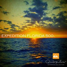 Expedition Florida 500, a project of a partnership of Mother Ocean, Quiksilver Waterman Collection and Tahoe SUP