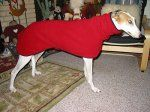K-9 Designs by Sharee - Alpine Fleece Dog Coat $46 $68  (+ $14 with Snood)